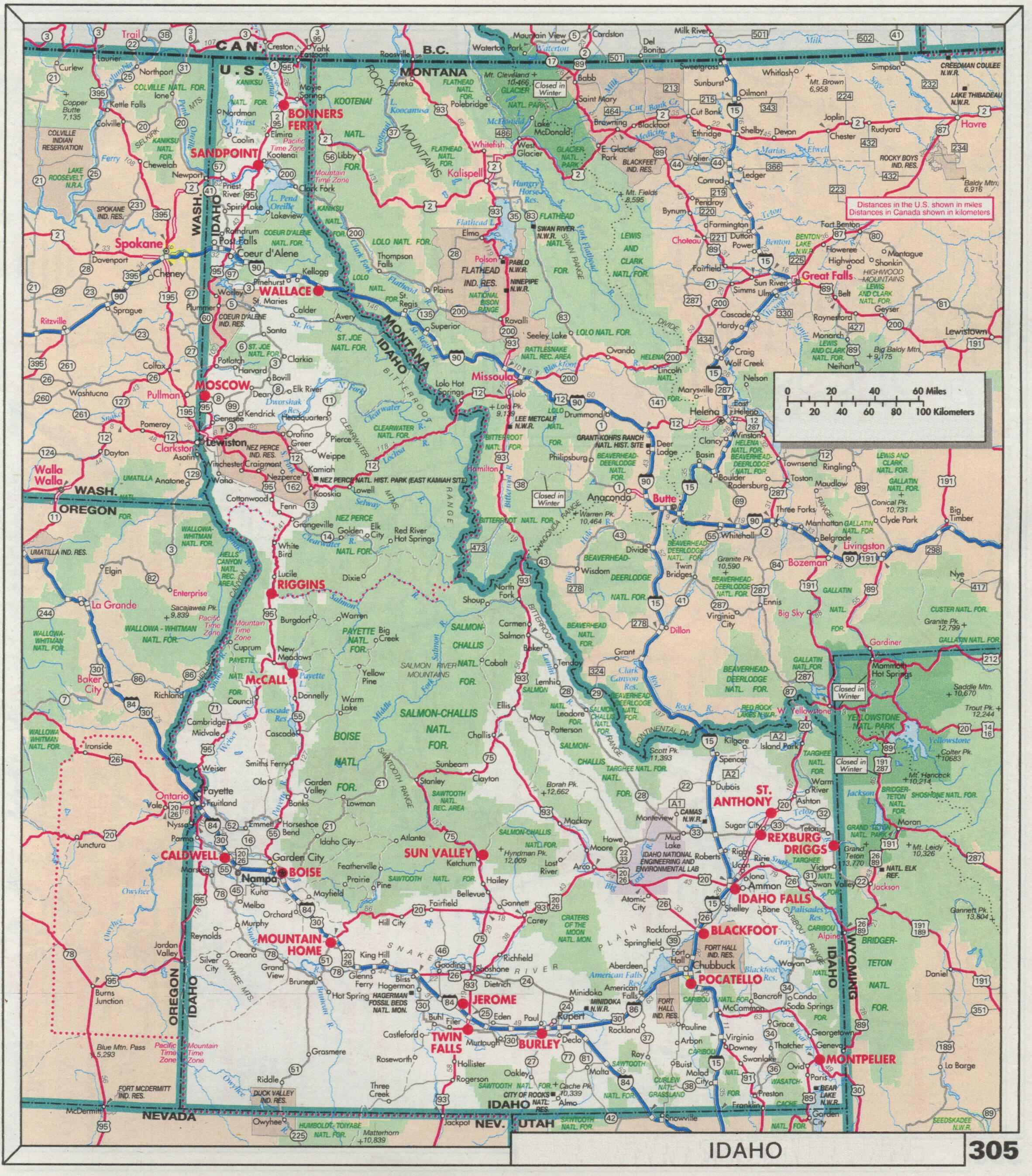 Index Of Maps